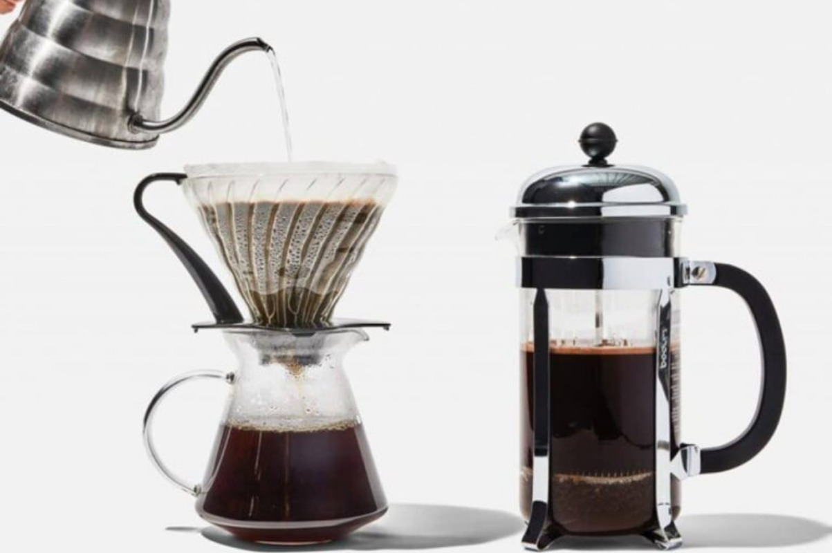 Is the French Press Better than a Pour-Over?
